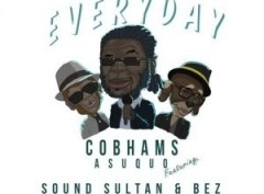 Cobhams Asuquo - Everyday Ft. Sound Sultan & BEZ